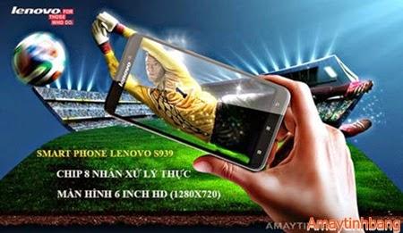 Smartphone lenovo S939