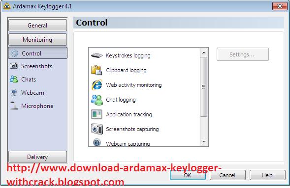 Ardamax Keylogger 3.0 Download Crack