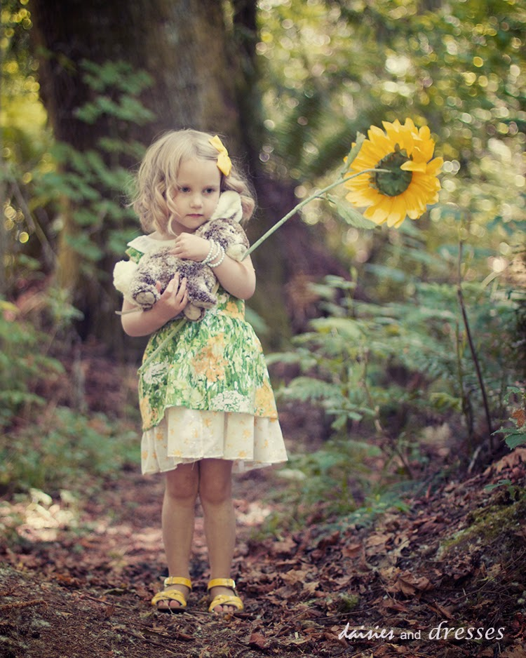 daisies and dresses: Market Dress