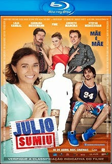 Filme Julio Sumiu BluRay 720p Nacional