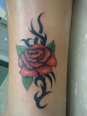 Blume Tattoo
