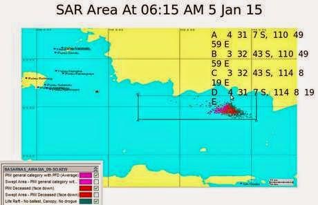 Begini Cara Basarnas Prediksi Pergerakan Objek di Laut