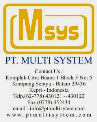 PT. Multi System: The Best Interior & Exterior Design Batam