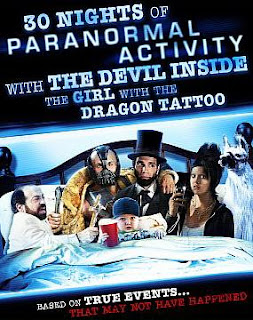 Ver online:30 Noches De Actividad Paranormal (30 Nights of Paranormal Activity with the Devil Inside the Girl with the Dragon Tattoo) 2012