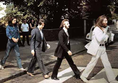 Click On Photo To See Abbey Road Now!