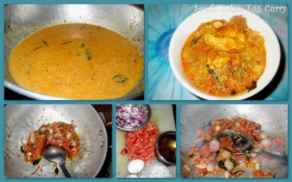 how to prepare Egg Curry