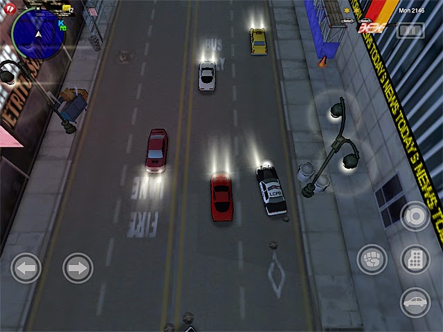 GTA Chinatown Wars for Android Apk Obb Data