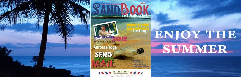 Sandbook Net - PenPals and Swappers Site Blog