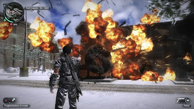 just cause 2 pc game screenshot gameplay review 5 Just Cause 2 (PC/MulTi2) RePack