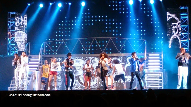 thriller live malaysia 2015 opening night