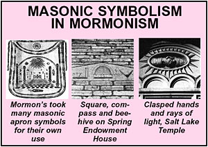 Mormon symbols and meanings