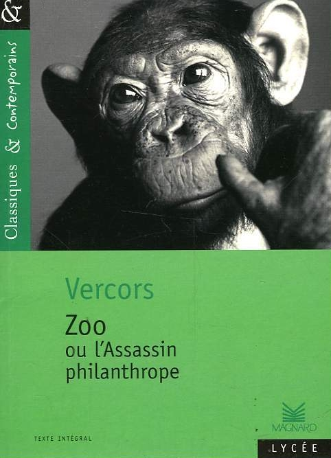 zoo ou l assassin philanthrope trendyyy