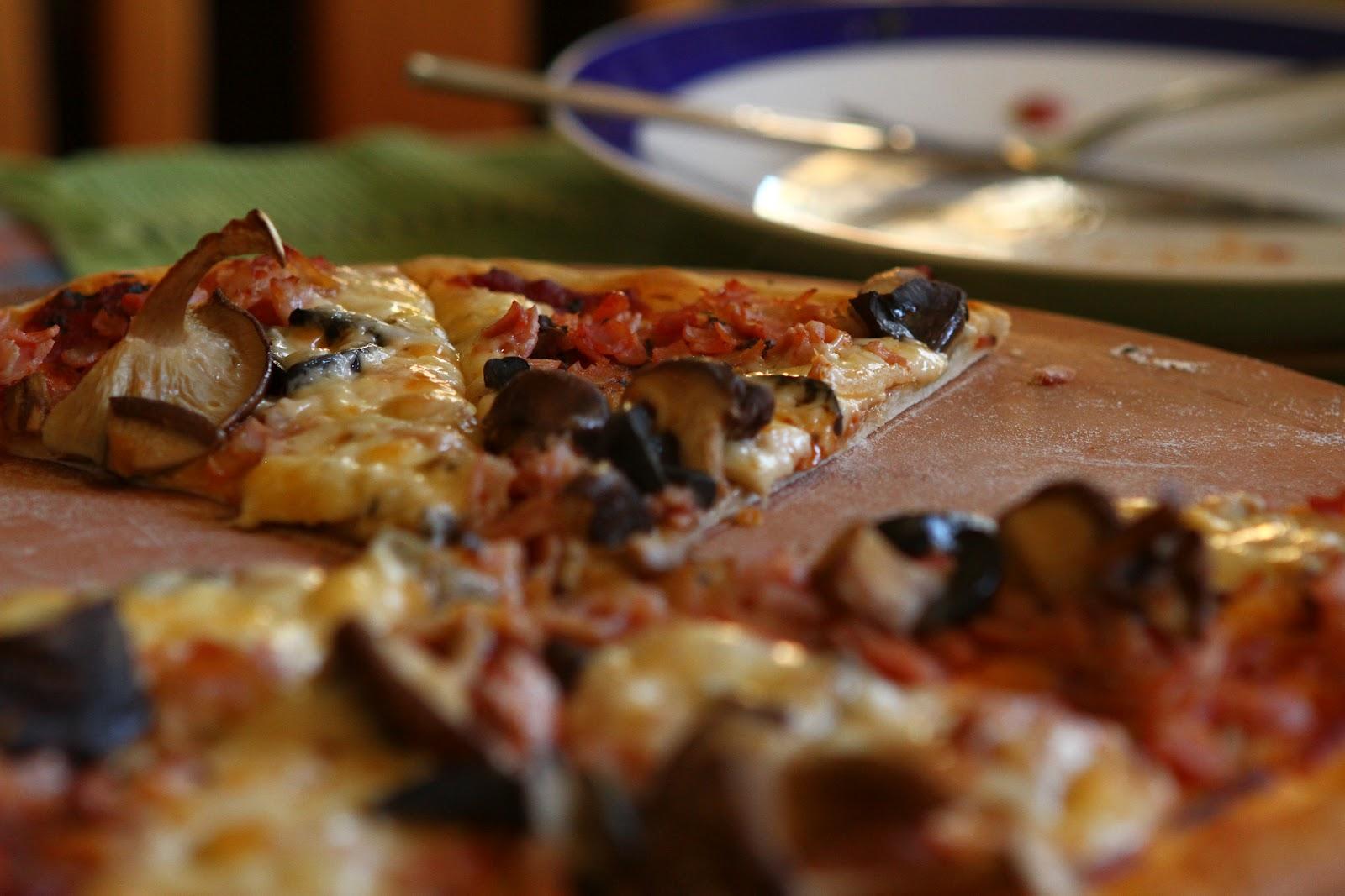 The cooking astronomer: Regaloneando con los papás : Pizza a la \