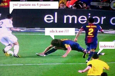 meme Barcelona Real Madrid