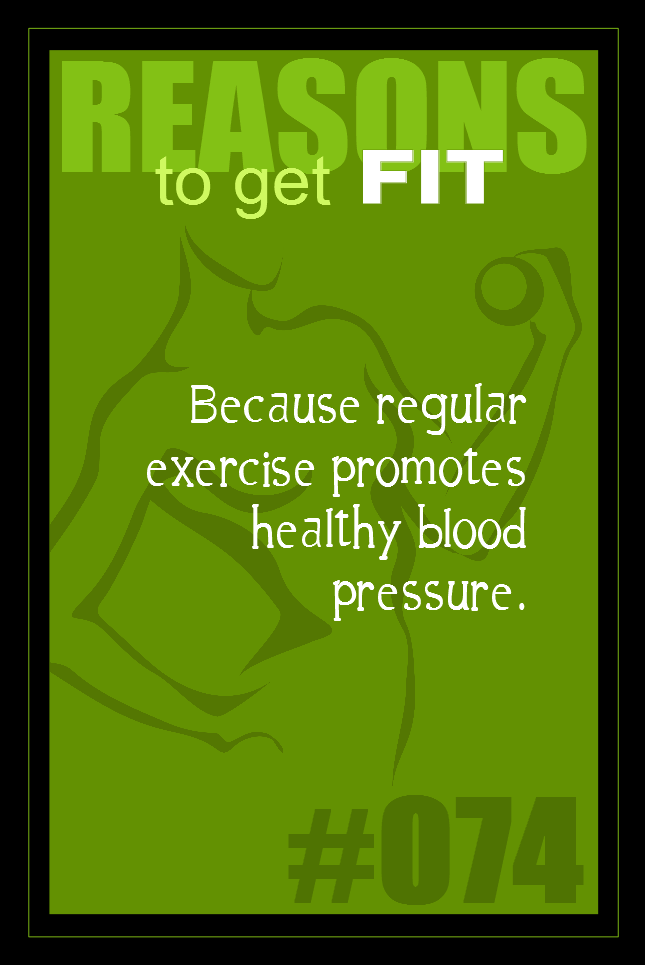 365 Reasons to Get Fit #074