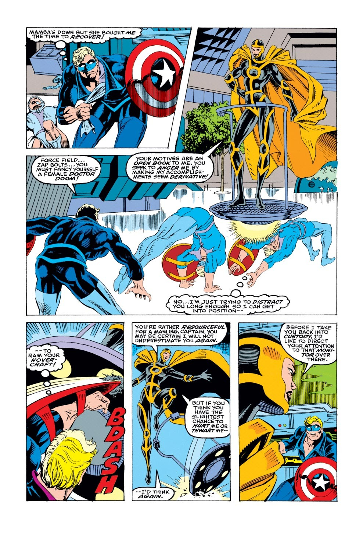 Captain America (1968) Issue #391 #324 - English 17