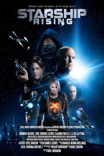 Watch Starship: Rising (2014) movie free online