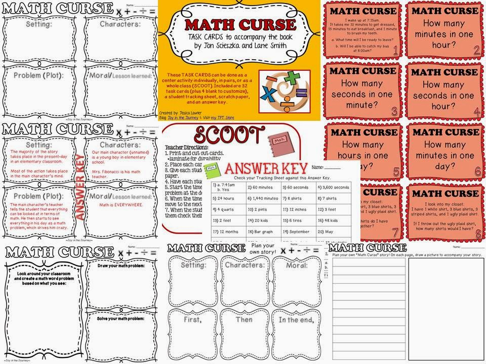 Math Curse Worksheet | A well, The o&#39jays and Words