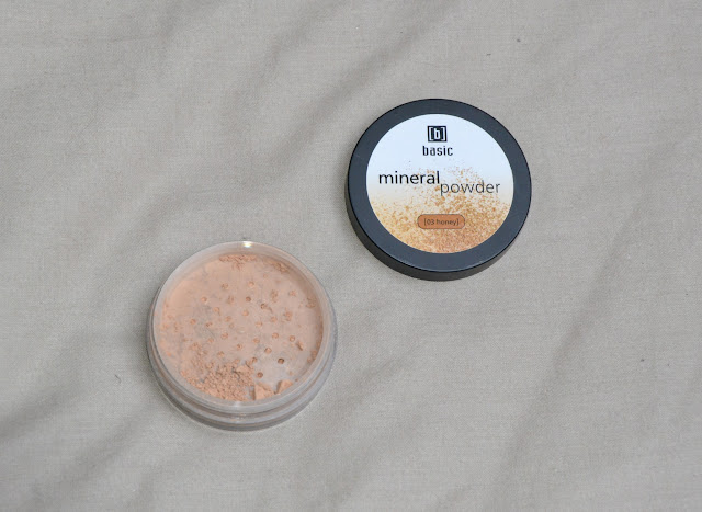 Review: Basic Mineral Powder