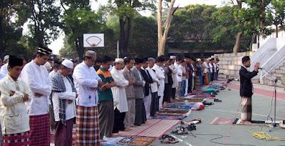 Besok, Warga Muhammadiyah Sungaipenuh dan Kerinci Gelar Shalat Idul Adha