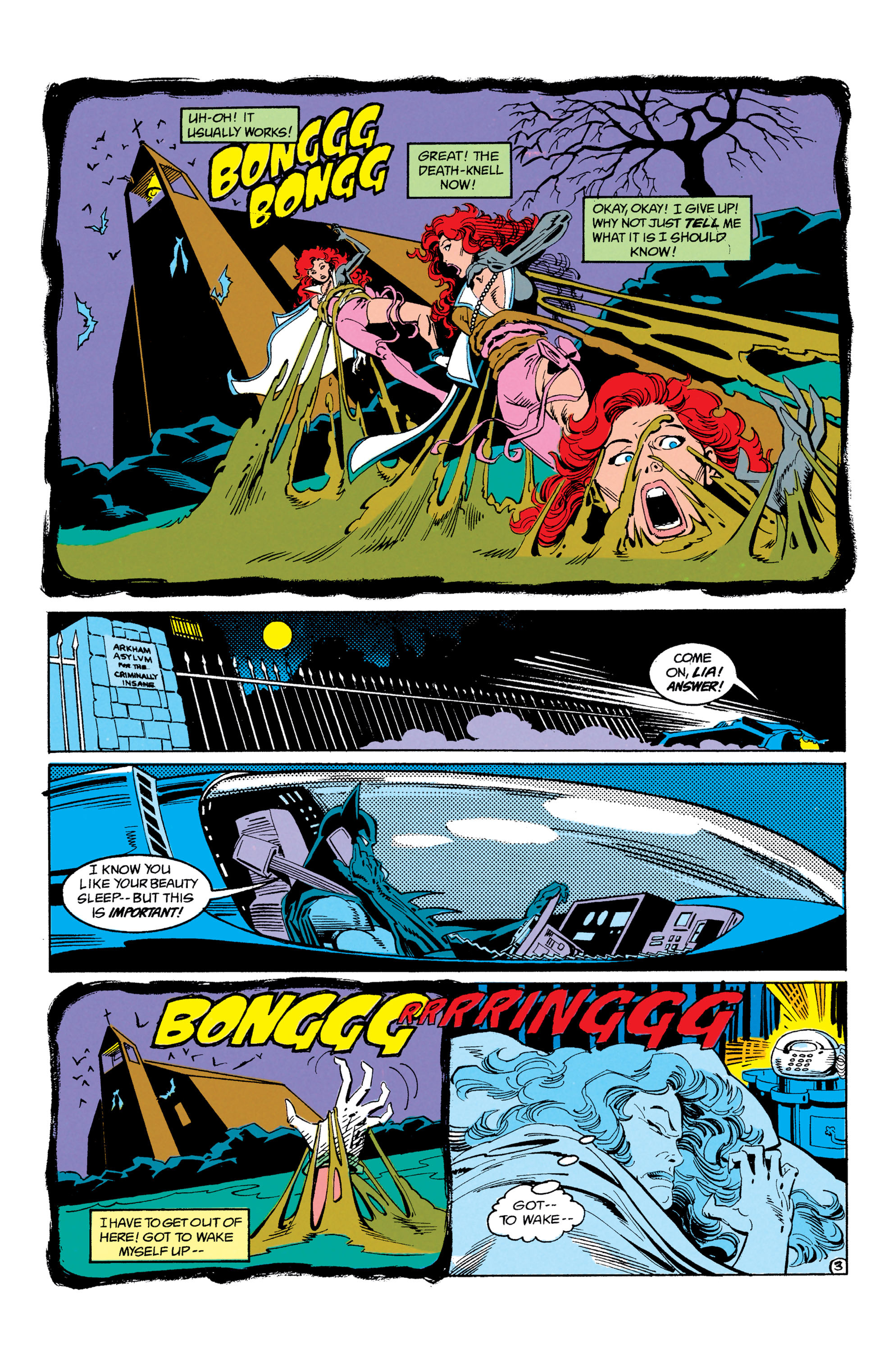 Detective Comics (1937) Issue #605 Page 4