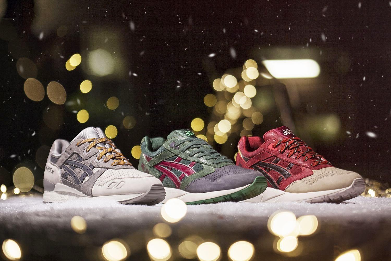Asics, Gel-Lyte III, Gel Saga, sneakers, sports, sportwear, Suits and Shirts, Asics Lifestyle,