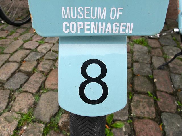 Museu empresta bicicletas para os funcionários