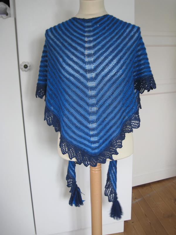 camomille sjal opskrift gratis