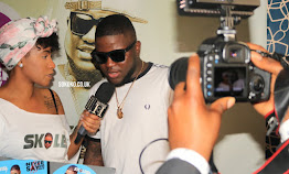 Skales Album Listening Party