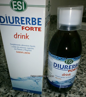 Diurerbe Forte Drink Limón de ESI