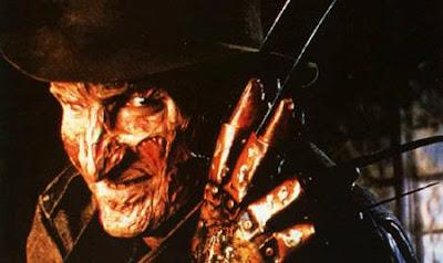 Freddy Krueger en una escena de la película Pesadilla en Elm Street de 1984