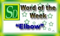 Word of the week - Elbow