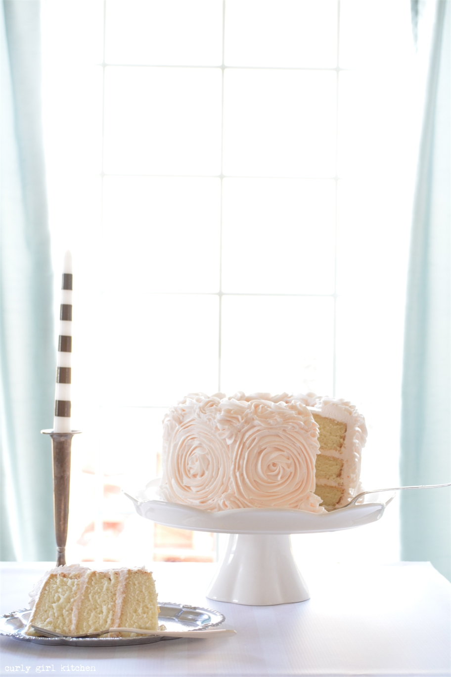 Inspired By The Dreamy Light Streaming In Our Dining Room Window Sunday Afternoon I Photographed Cake Front Of Letting Backlight