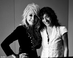 Tara and Dolly in Nashville