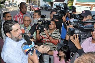 Marcos Martínez reitera no asistirá a citación de la Fiscalía