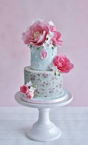 http://www.cakecentral.com/gallery/i/3202650/shabby-chic-wafer-paper-flower-cake