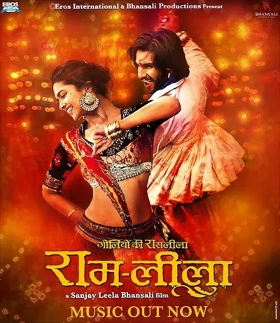Ram Leela (2013) Mp3 Songs