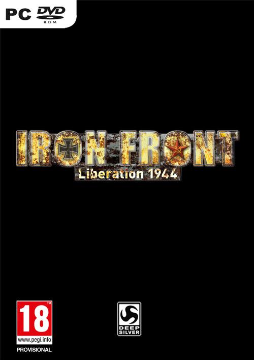Iron Front - Liberation 1944 - скриншоты, обои и постеры на Games.3Movie.ne