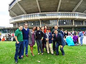Estadio el Campin Bogota Noviembre 2012