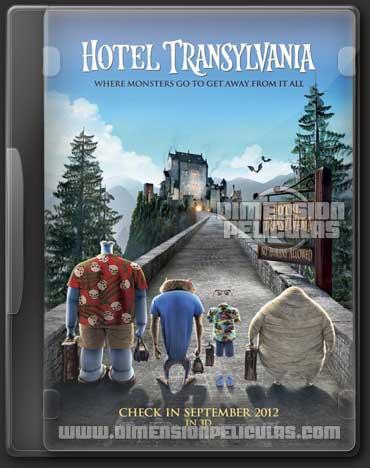 Hotel Transylvania (DVDRip Inglés Subtitulada) (2012)