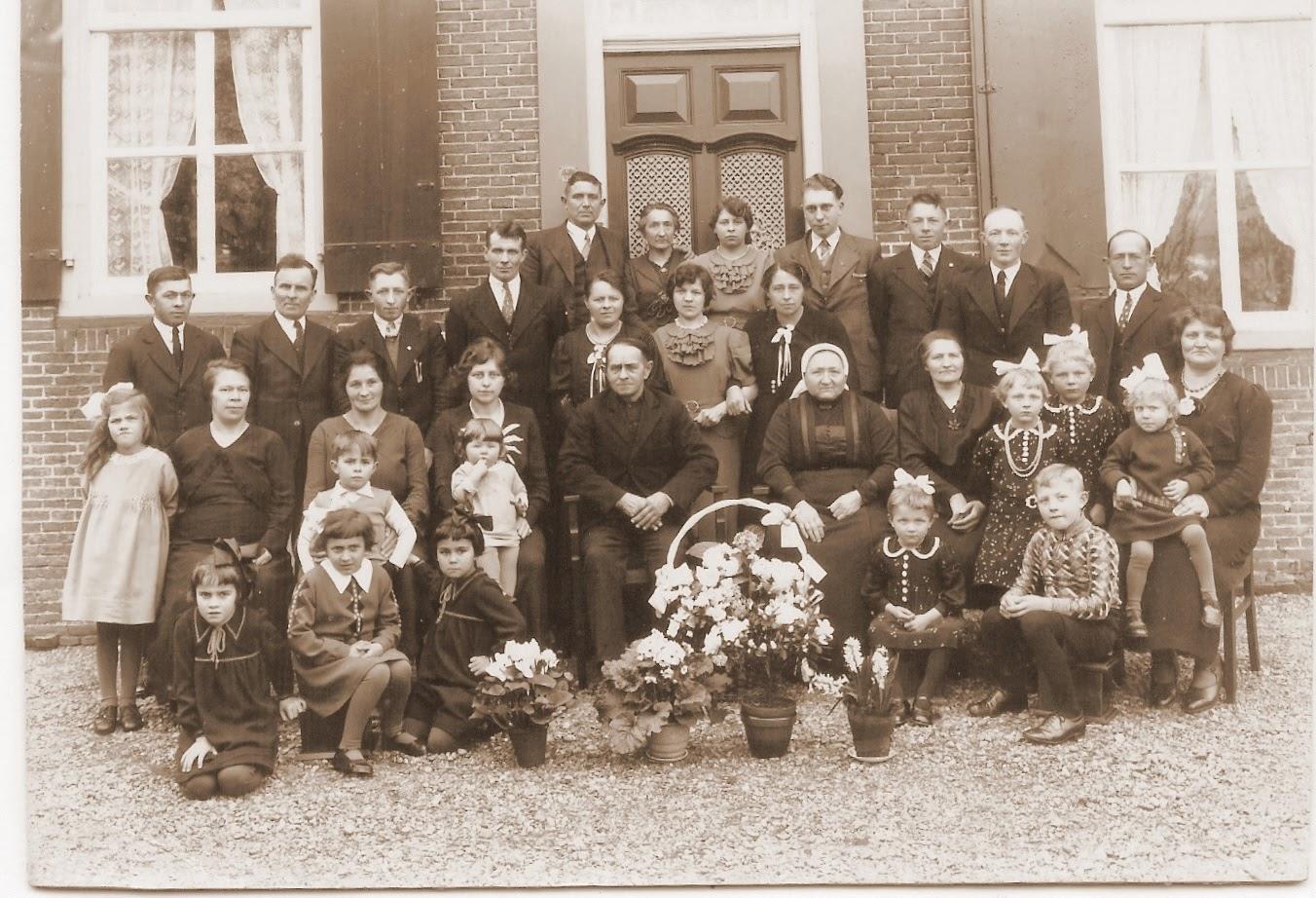 Familie Van Deelen (1938)