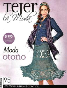 Revista Tejer la Moda №95 2011