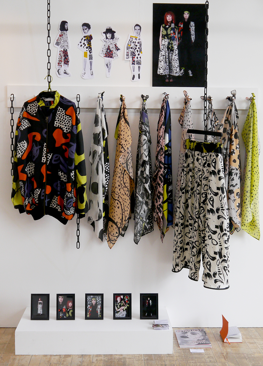 DJCAD, Duncan of Jordanstone College of Art and Design, degree show, Dundee, degree show 2015, #djcaddegreeshow, #djcaddegreeshow15, textile design, printed fabric, Shauna McGregor