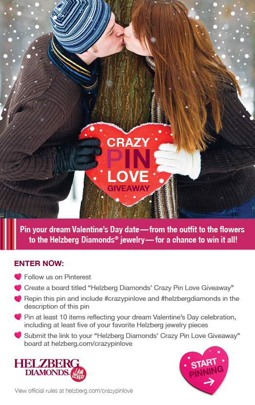 Crazy Pin Love Contest