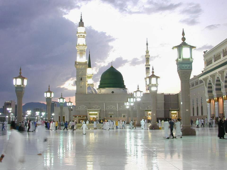Madina Wallpapers Masjid E Nabvi Hazrat Muhammad Pbuh Beautiful