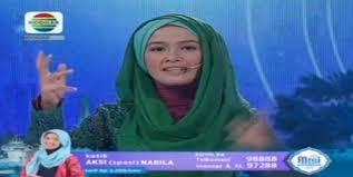 "Biodata dan Foto ""Nabila"" Peserta AKSI Indosiar 2015"