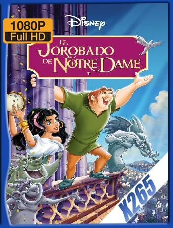 El Jorobado De Notre Dame (1996) x265 [1080p] [Latino] [GoogleDrive] [RangerRojo]