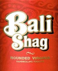 Bali Shag ROUNDED VIRGINIA ( バリシャグ ラウンデッド バージニア ) のパッケージ画像