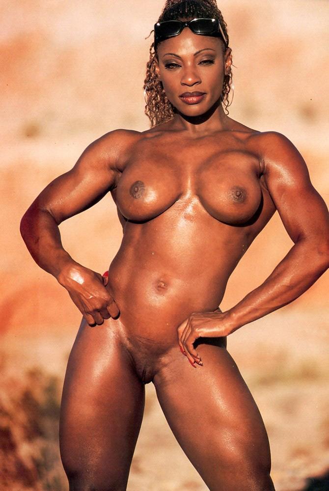 hot naked female body