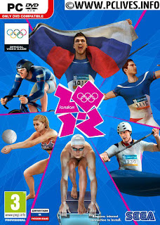 London 2012 The Official Olympic Game cover download